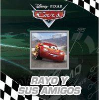 RAYO Y SUS AMIGOS. CARS
