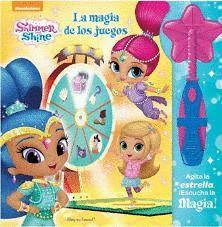 MAGIA EN LAS MAQUINITAS! SHIMMER & SHINE
