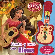 CANTA Y TOCA CON ELENA. ELENA DE AVALOR + GUITARRA