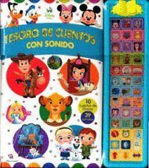 TESORO DE CUENTOS CON SONIDO. DISNEY BABY