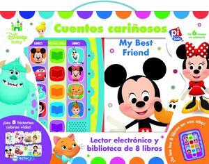 CUENTOS CARIÑOSOS ( PACK LIBROS + LECTOR ELECTRONICO )