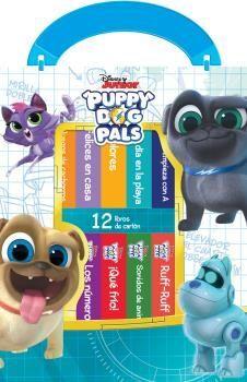 PUPPY DOG PALS (12 LIBROS DE CARTÓN)