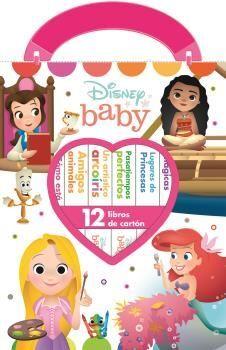 MI PRIMERA LIBRERÍA DISNEY BABY PRINCESAS