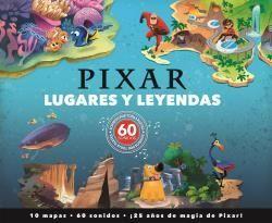 LUGARES Y LEYENDAS PIXAR. 60 SONIDOS