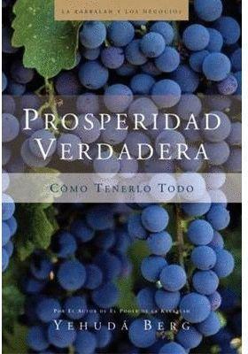 PROSPERIDAD VERDADERA