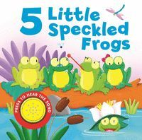 5 LITTLE SPECKLED FROGS