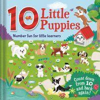 10 LITTLE PUPPIES