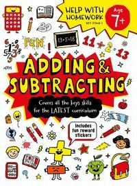 ADDING & SUBTRACTING (AGE 7 )