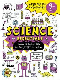 HELP WITH HOMEWORK. SCIENCE ESSENTIALS (AGE 9 )