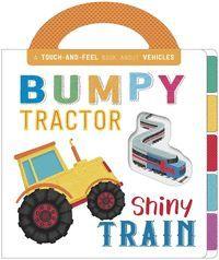 BUMPY TRACTOR SHINY TRAIN