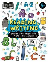 HELP WITH HOMEWORK. READING & WRITING (AGE 5)