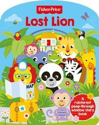 FISHER PRICE: LOST LION