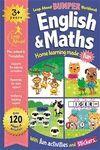 LEAP AHEAD BUMPER WORKBOOK: +3 YEARS ENGLISH & MATHS
