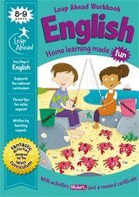 LEAP AHEAD WORKBOOK ENGLISH 8-9 YEARS