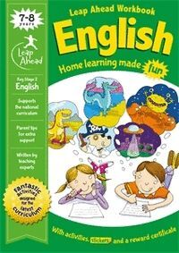 LEAP AHEAD WORKBOOK ENGLISH 7-8 YEARS