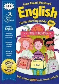 LEAP AHEAD WORKBOOK ENGLISH 10-11 YEARS