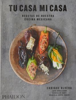 TU CASA MI CASA - RECETAS DE NUESTRA COCINA MEXICANA
