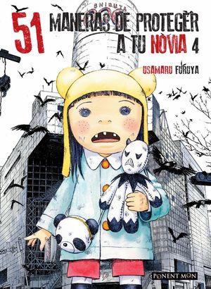 51 MANERAS DE PROTEGER A TU NOVIA 4