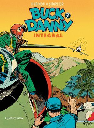 BUCK DANNY 7 INTEGRAL