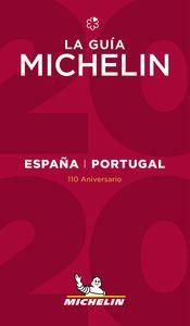 LA GUÍA MICHELIN ESPAÑA Y PORTUGAL. HOTELES Y RESTAURANTES