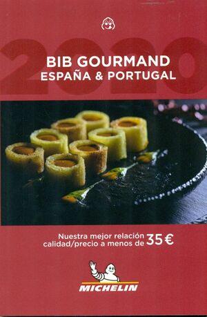 BIB GOURMAND ESPAÑA Y PORTUGAL