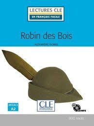 ROBIN DES BOIS - NIVEAU 2/A2  + CD