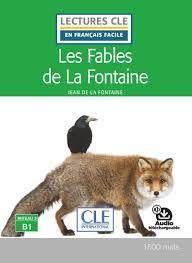 LES FABLES DE LA FONTAINE - NIVEAU 3/B1 + CD