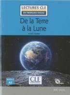DE LA TERRE A LA LUNE - NIVEAU 2/A2 + CD