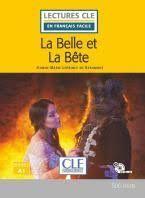 LA BELLE ET LA BÊTE - NIVEAU 1/A1 + CD