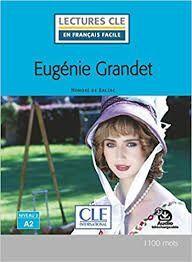 EUGENIE GRANDET - NIVEAU 2 A2 - LIVRE + AUDIO TELECHARGEABLE