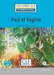 PAUL ET VIRGINIE. NIVEAU 2 A2. CD