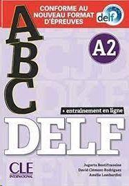 ABC DELF. ENTRAINEMENT EN LIGNE - NIVEAU A2 - LIVRE+CD