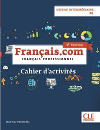FRANCAIS. COM. FRANCAIS PROFESSIONNEL. CAHIER D'ACTIVITÉS