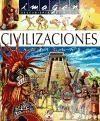 CIVILIZACIONES ANTIGUAS.IMAGEN DESCUBIERTA DEL MUNDO