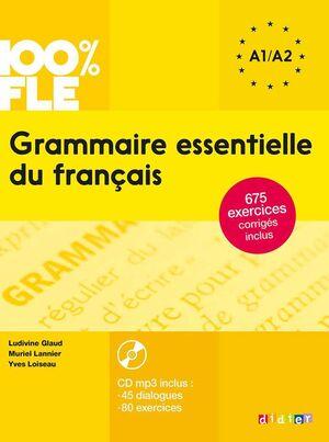 GRAMMAIRE ESSENTIELLE DU FRANCAIS  A1 A2