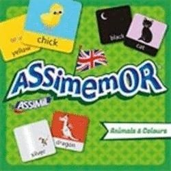 ASSIMEMOR. ANIMALS AND COLORS