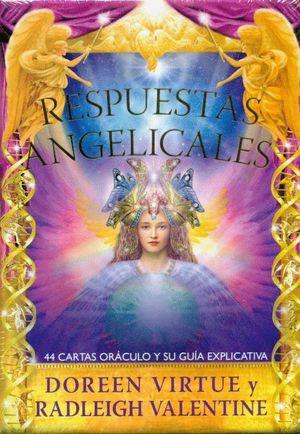 RESPUESTAS ANGELICALES (44 CARTAS)