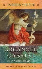 EL ARCANGEL GABRIEL. CARTAS ORACULO