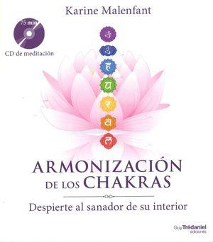 ARMONIZACION DE LOS CHAKRAS + CD