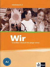 WIR A2 - ARBEITSBUCH / GRUNDKURS DEUTSCH FUR JUNGE