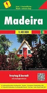 MAPA MADEIRA 1.40000