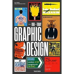 THE HISTORY OF GRAPHIC DESIGN VOL. II (1960-TODAY)