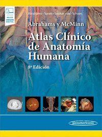 ATLAS CLINICO DE ANATOMIA HUMANA (INCLUYE VERSION DIGITAL)