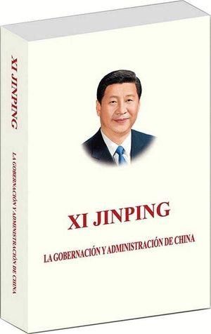 LA GOBERNACION Y ADMINISTRACION DE CHINA