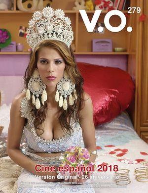 VERSION ORIGINAL 279 MARZO 2019 CINE ESPAÑOL 2018