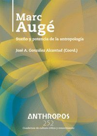 ANTHROPOS N.252 MARC AUGÉ