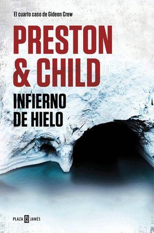 INFIERNO DE HIELO (SERIE GIDEON CREW 4)
