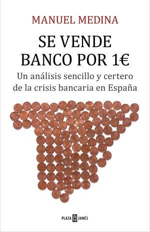 SE VENDE BANCO POR 1 EURO