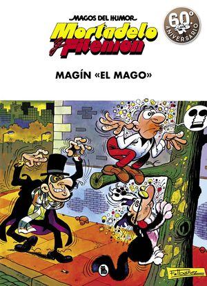 MAGOS DEL HUMOR 17. MAGÍN EL MAGO