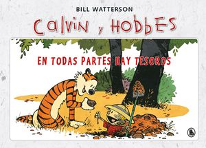 EN TODAS PARTES HAY TESOROS. SÚPER CALVIN Y HOBBES 1